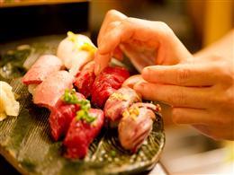 肉寿司 久茂地