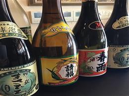 店内限定、ボトル1000円