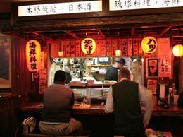 串も人気だが、新鮮な海鮮料理もグッド!