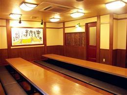 40名様収容可能な個室