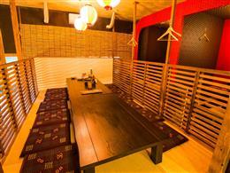 【2階】10名様用座敷席