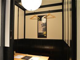 大小個室をご用意、接待にも最適です