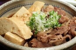 A3~A5ランク県産黒毛和牛の肉豆腐