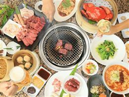炭火焼肉×中華どちらも美味しい!