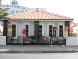 ビジネスホテルが多い八島町エリアに立地