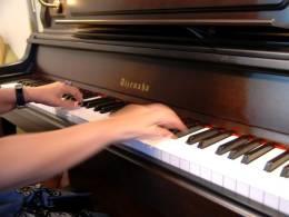 ピアニスによる演奏もあり