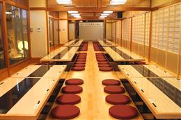 宴会・模合に最適の完全大型個室