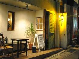 BAR WOODVILLE HOUSE お店の雰囲気